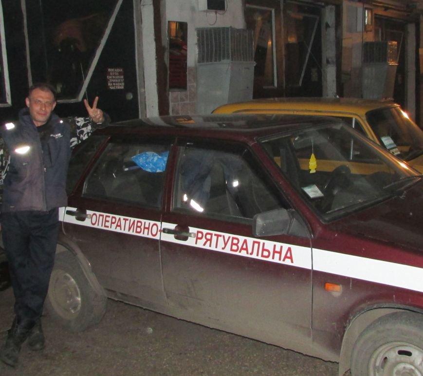 Димитровские спасатели рассказали об Авдеевке: жуткие разрушения и тушение под обстрелами (ФОТО), фото-2
