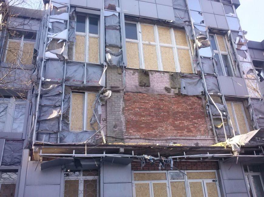 Димитровские спасатели рассказали об Авдеевке: жуткие разрушения и тушение под обстрелами (ФОТО), фото-12
