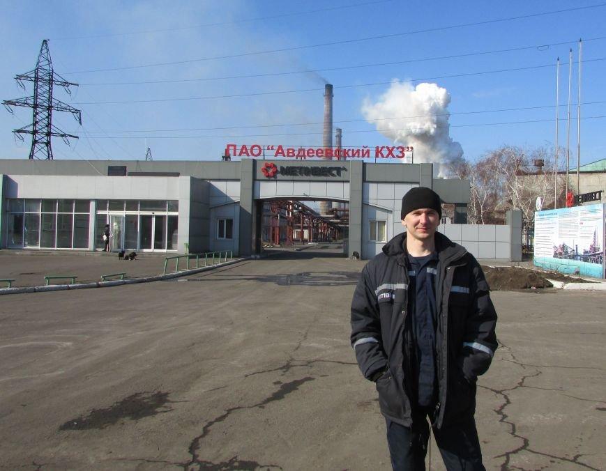 Димитровские спасатели рассказали об Авдеевке: жуткие разрушения и тушение под обстрелами (ФОТО), фото-6