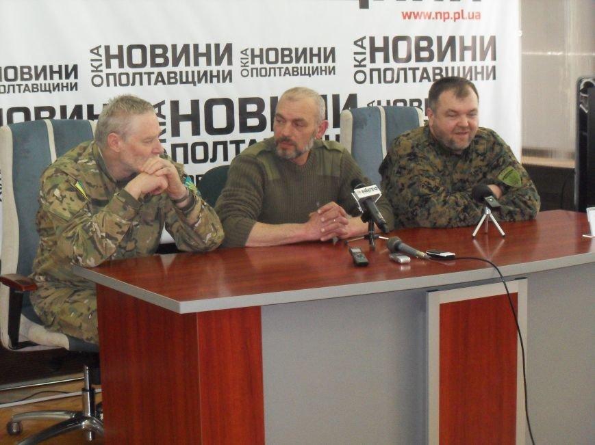 В батальйоні «ОУН» пліч-о-пліч з полтавцями воюють вихідці з усіх регіонів країни і навіть Росії (фото) - фото 2