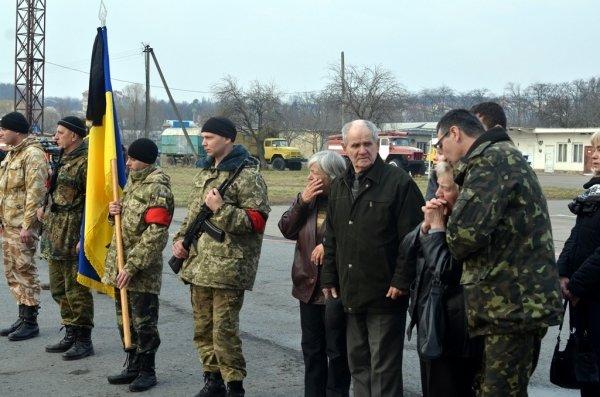 Сьогодні в Ужгороді оголошено днем жалоби у зв'язку з вшануванням пам'яті Віталія Постолакі (ФОТО) (фото) - фото 4