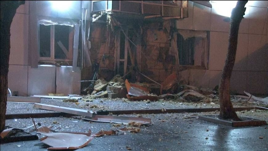 Снова теракт: В Одессе взорвали офис «Самопомощи» (ФОТО) (фото) - фото 1