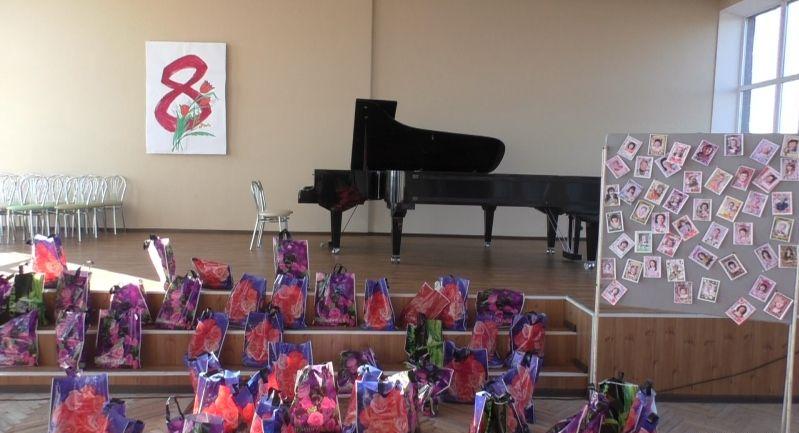 «Миллион роз» для женщин школы искусств им.П.И.Чайковского, фото-5