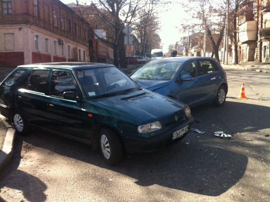 В Днепропетровске произошло ДТП, есть пострадавшие (ФОТО), фото-2