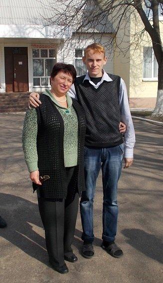Из Донецкой области прибыли шесть детей-инвалидов (фото) - фото 2