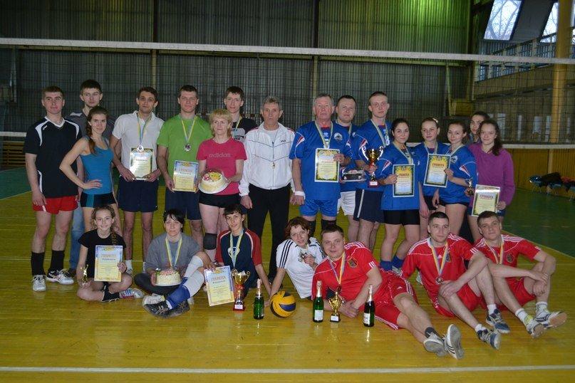 В Родинском состоялся городской турнир по волейболу (фото) - фото 5