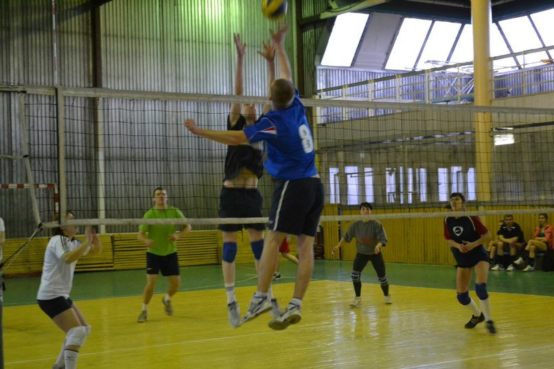 В Родинском состоялся городской турнир по волейболу (фото) - фото 3