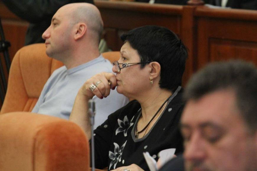 Сессия Днепропетровского горсовета в лицах (ФОТОРЕПОРТАЖ), фото-14