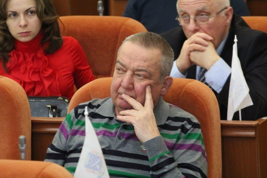 Сессия Днепропетровского горсовета в лицах (ФОТОРЕПОРТАЖ), фото-5