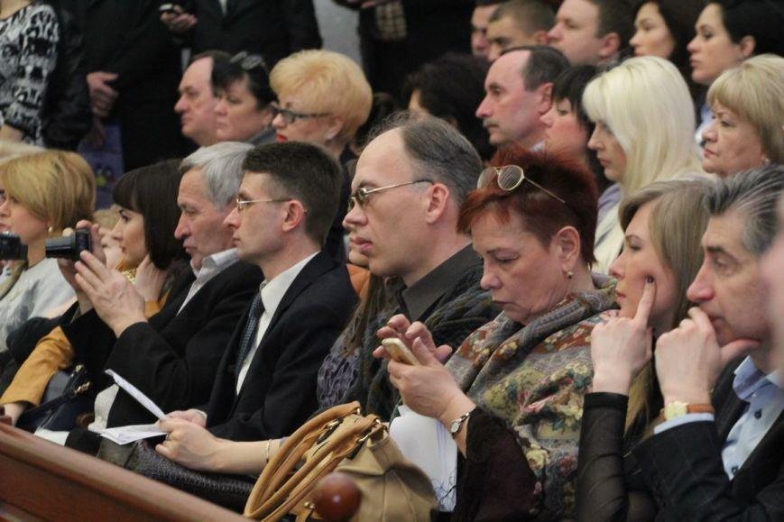 Сессия Днепропетровского горсовета в лицах (ФОТОРЕПОРТАЖ), фото-3