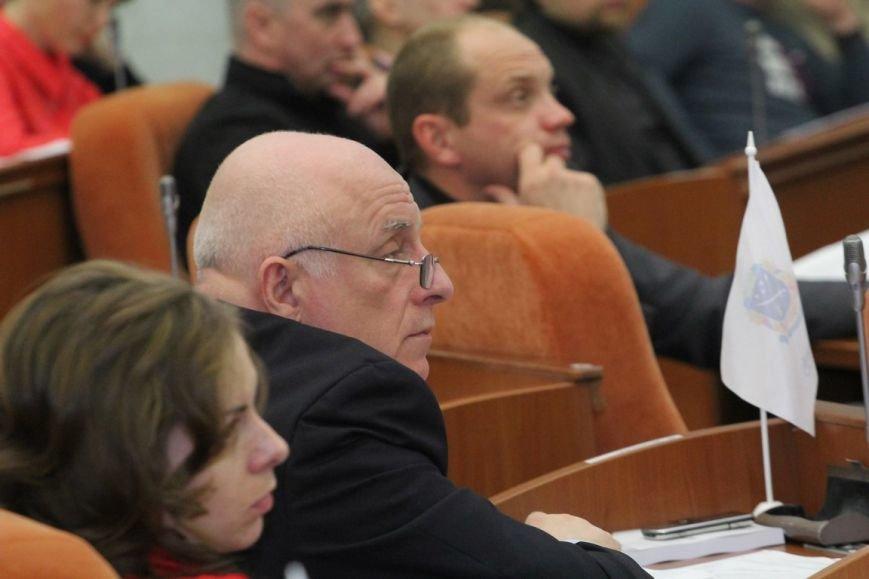 Сессия Днепропетровского горсовета в лицах (ФОТОРЕПОРТАЖ), фото-6