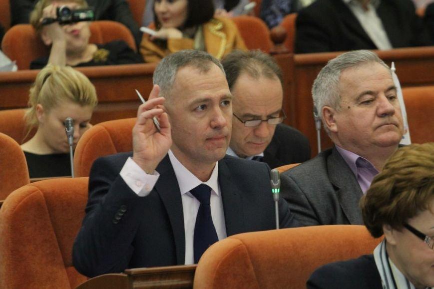 Сессия Днепропетровского горсовета в лицах (ФОТОРЕПОРТАЖ), фото-8