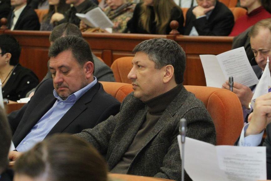 Сессия Днепропетровского горсовета в лицах (ФОТОРЕПОРТАЖ), фото-13