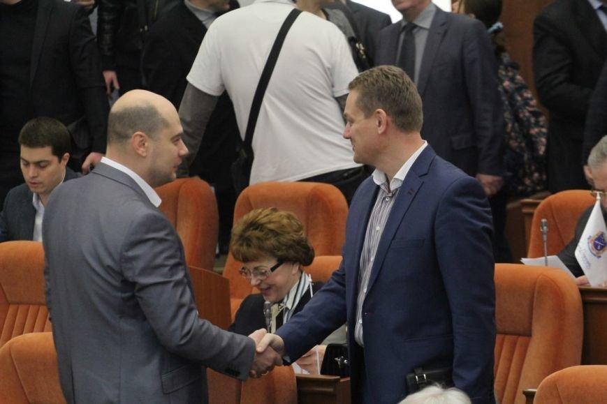Сессия Днепропетровского горсовета в лицах (ФОТОРЕПОРТАЖ), фото-16