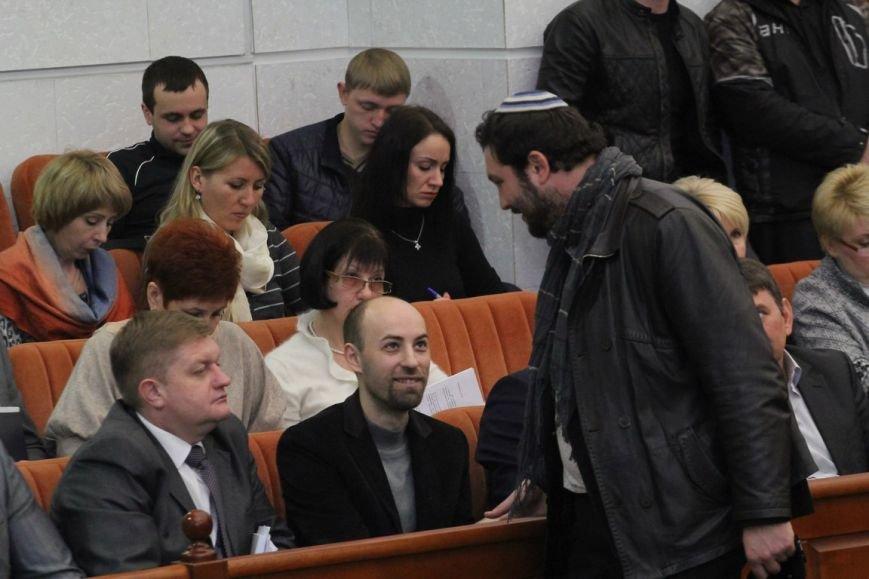Сессия Днепропетровского горсовета в лицах (ФОТОРЕПОРТАЖ), фото-17