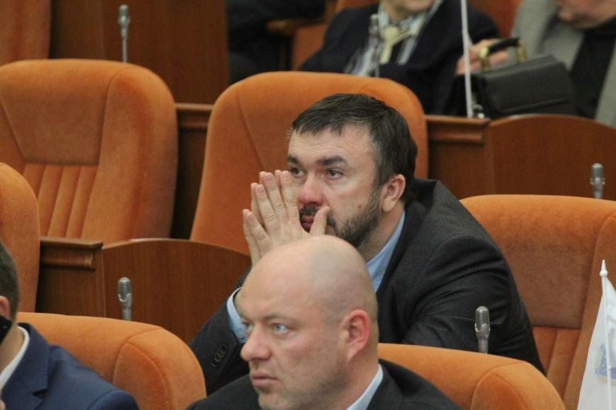 Сессия Днепропетровского горсовета в лицах (ФОТОРЕПОРТАЖ), фото-11