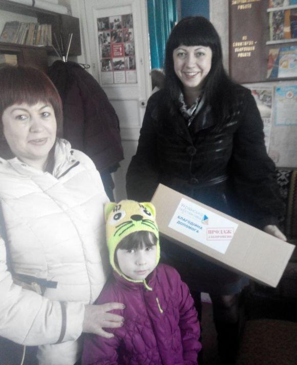 Доставленные Фондом Вилкула продукты – именно то, в чем сейчас нуждаются переселенцы, - Красный Крест (фото) - фото 1