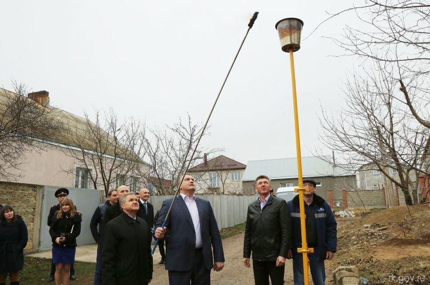 Аксенов планирует газифицировать весь Крым за полтора года (ФОТО), фото-1