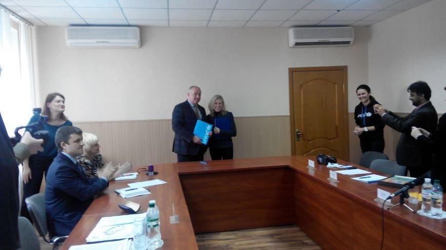 В Краматорск приезжала делегация ЮНИСЕФ (фото) - фото 2