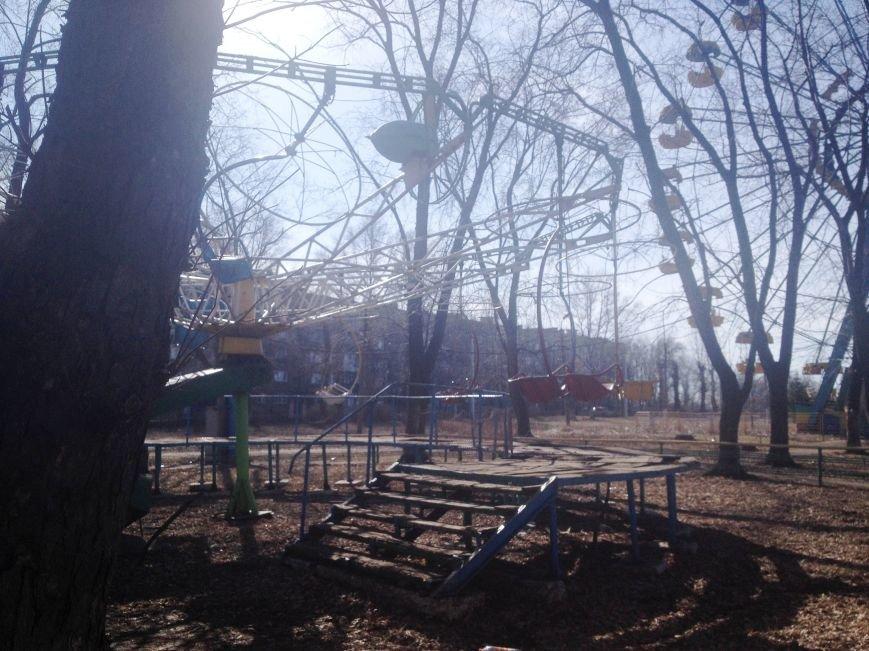 «Аттракцион ужасов» - новый образ красноармейского парка «Юбилейный», фото-28