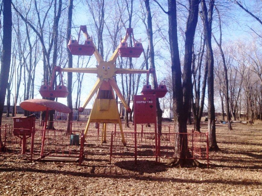 «Аттракцион ужасов» - новый образ красноармейского парка «Юбилейный», фото-23