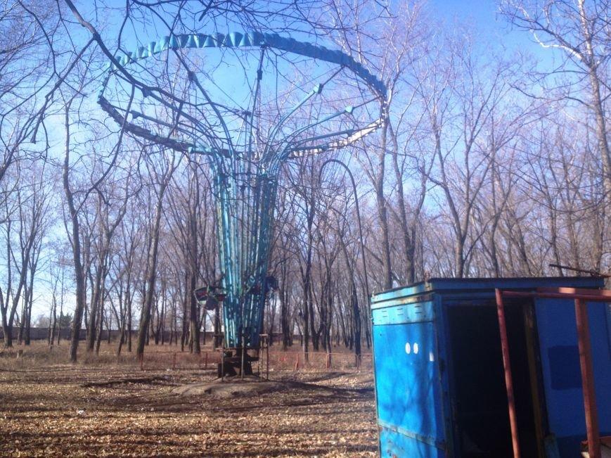 «Аттракцион ужасов» - новый образ красноармейского парка «Юбилейный», фото-22