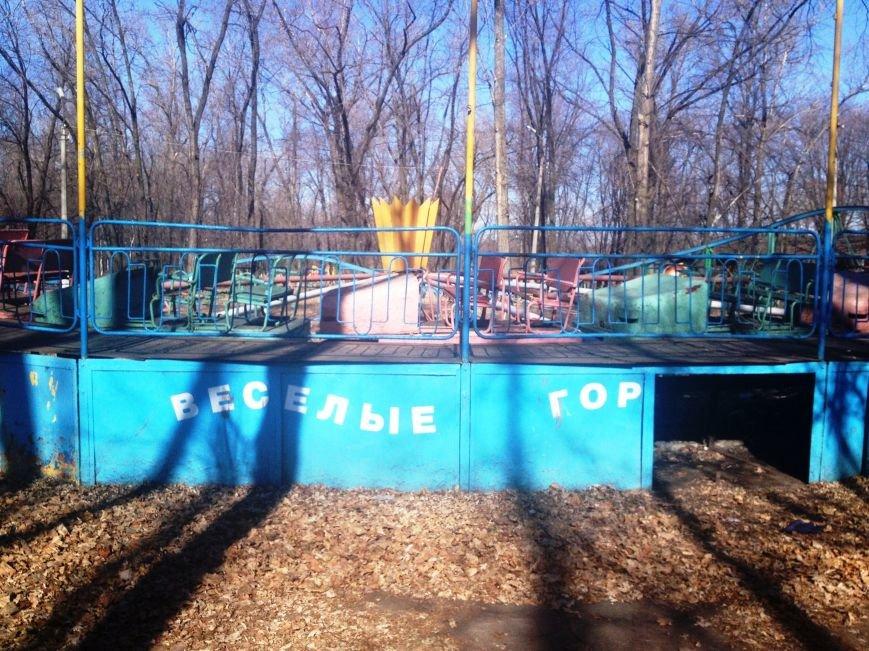 «Аттракцион ужасов» - новый образ красноармейского парка «Юбилейный», фото-24