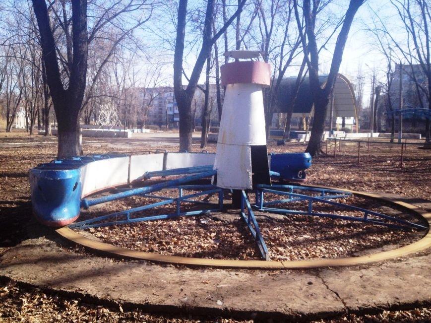 «Аттракцион ужасов» - новый образ красноармейского парка «Юбилейный», фото-25