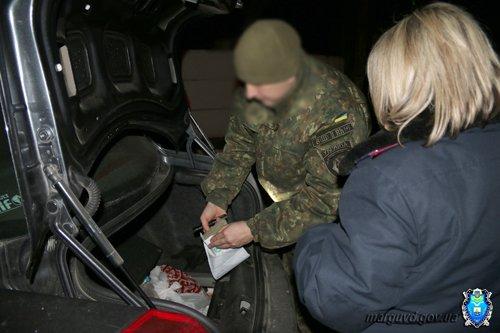 Мариупольский таксист перевозил взрывчатку (ФОТО), фото-2