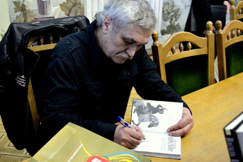 Василь Шкляр відвідав Острозьку академію (фото) - фото 2
