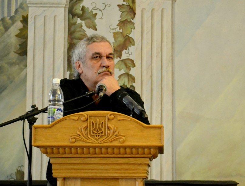 Василь Шкляр відвідав Острозьку академію (фото) - фото 1
