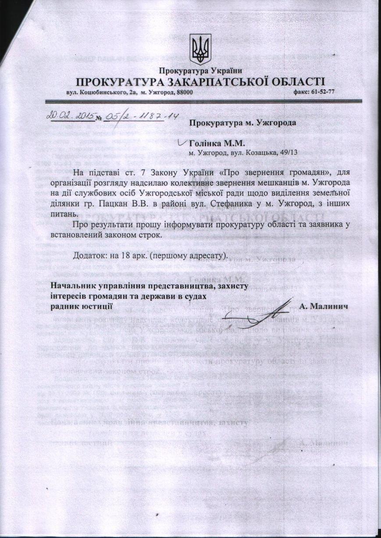 Ужгородці звернулися до Президента, Генпрокурора та ВР (ВІДЕО, ФОТО, ДОКУМЕНТИ), фото-3
