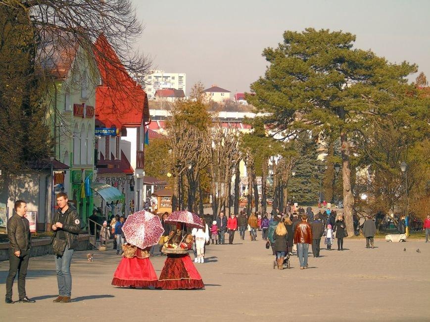 Трускавец - лучший лечебный курорт Украины, фото-1