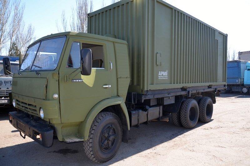 Волонтеры Николаева отремонтировали два грузовика для военных (ФОТО) (фото) - фото 4