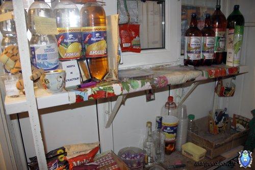 Мариупольские милиционеры изъяли некачественный алкоголь, фото-2