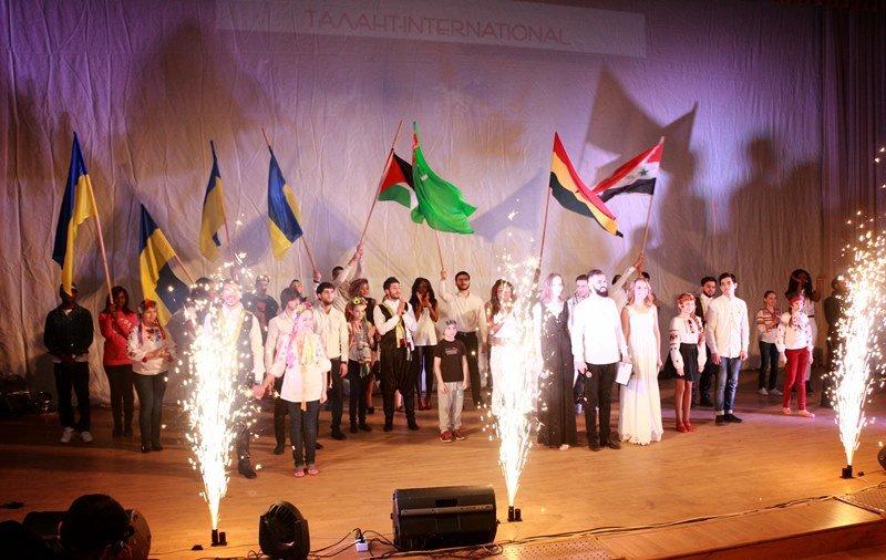 Інтернаціональне свято в Сумському державному університеті (ФОТО) (фото) - фото 1