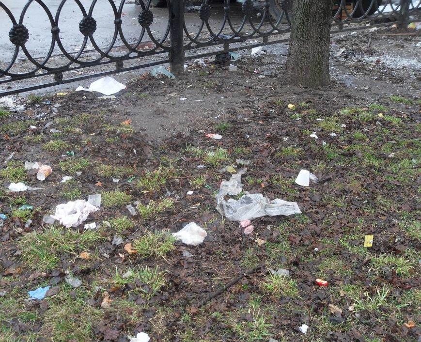 Перше, що бачать гості Полтави – це величезний смітник (фото) - фото 2