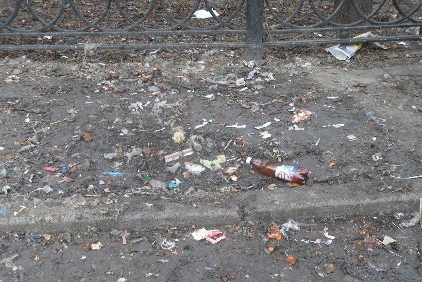 Перше, що бачать гості Полтави – це величезний смітник (фото) - фото 7