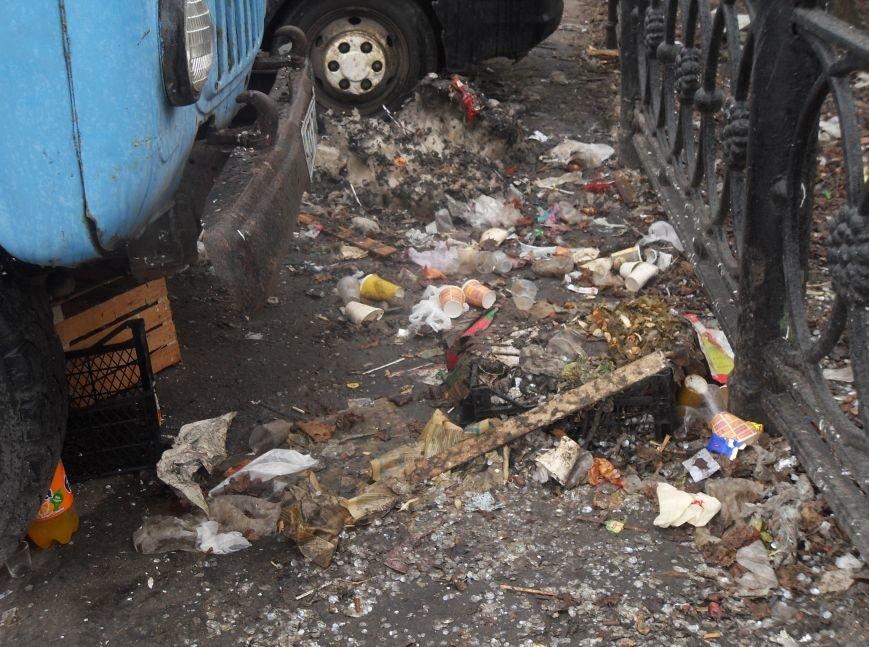 Перше, що бачать гості Полтави – це величезний смітник (фото) - фото 5