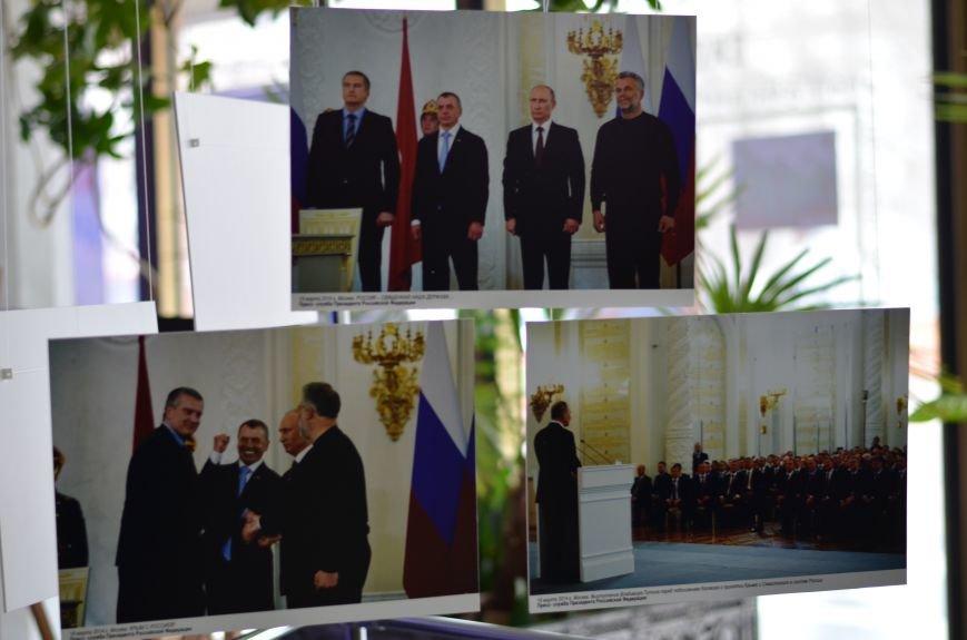 В Симферополе показали хронологию «Крымской весны» в фотографиях (ФОТО), фото-15