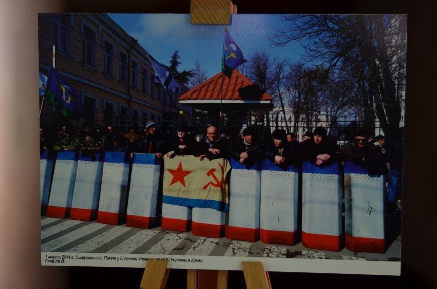 В Симферополе показали хронологию «Крымской весны» в фотографиях (ФОТО), фото-5