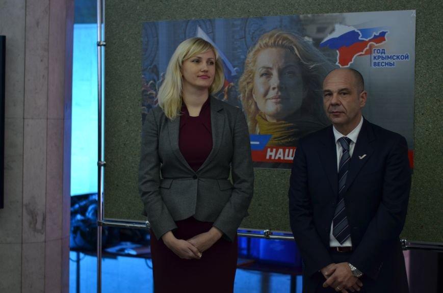 В Симферополе показали хронологию «Крымской весны» в фотографиях (ФОТО), фото-17