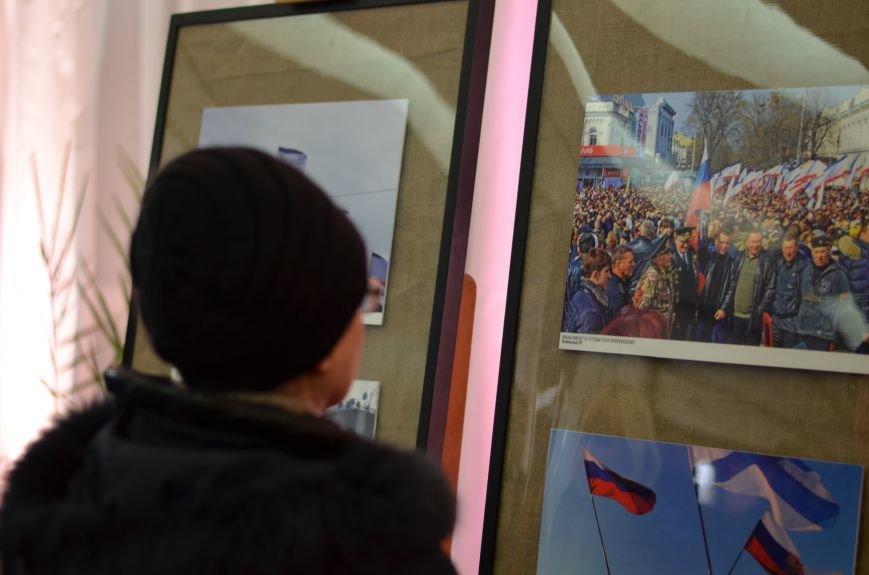 В Симферополе показали хронологию «Крымской весны» в фотографиях (ФОТО), фото-10