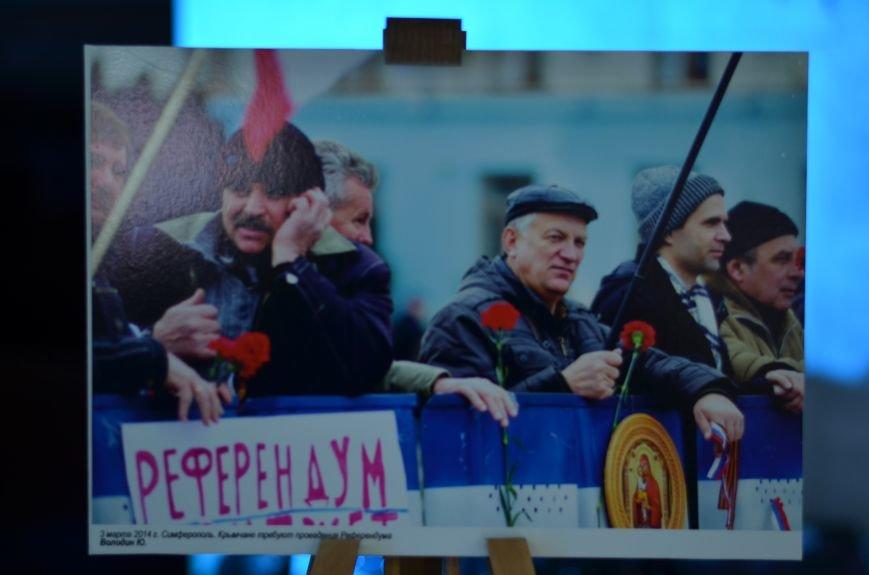 В Симферополе показали хронологию «Крымской весны» в фотографиях (ФОТО), фото-13