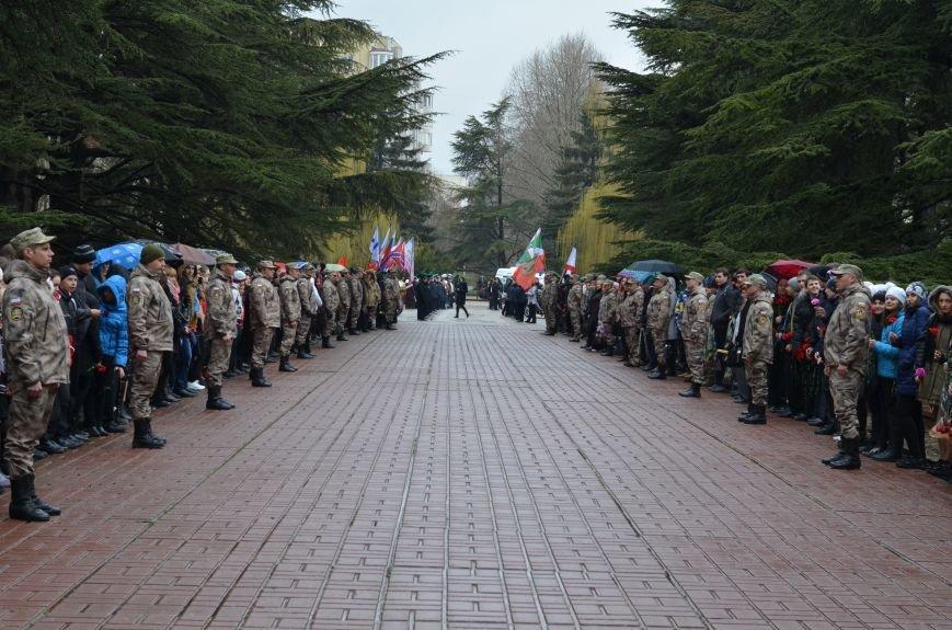 В Симферополе встретили участников пробега «Эстафета Победы» (ФОТОРЕПОРТАЖ), фото-6
