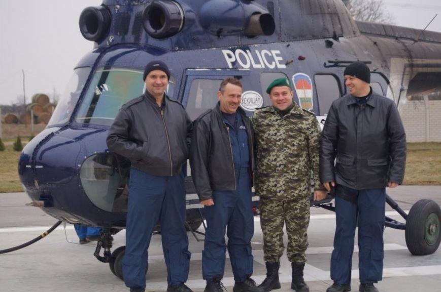 Українсько-угорський кордон патрулюватимуть з повітря (ФОТО) (фото) - фото 1