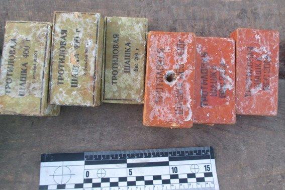 В Запорожской области подвели итоги операции «Оружие и взрывчатка» (ФОТО) (фото) - фото 4