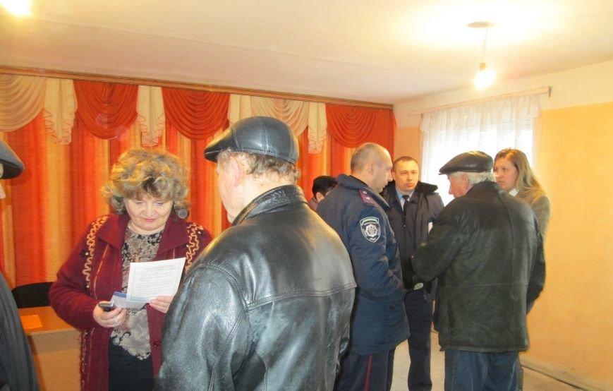 В Красноармейском районе местные жители обсудили проблемы с правоохранителями, фото-5