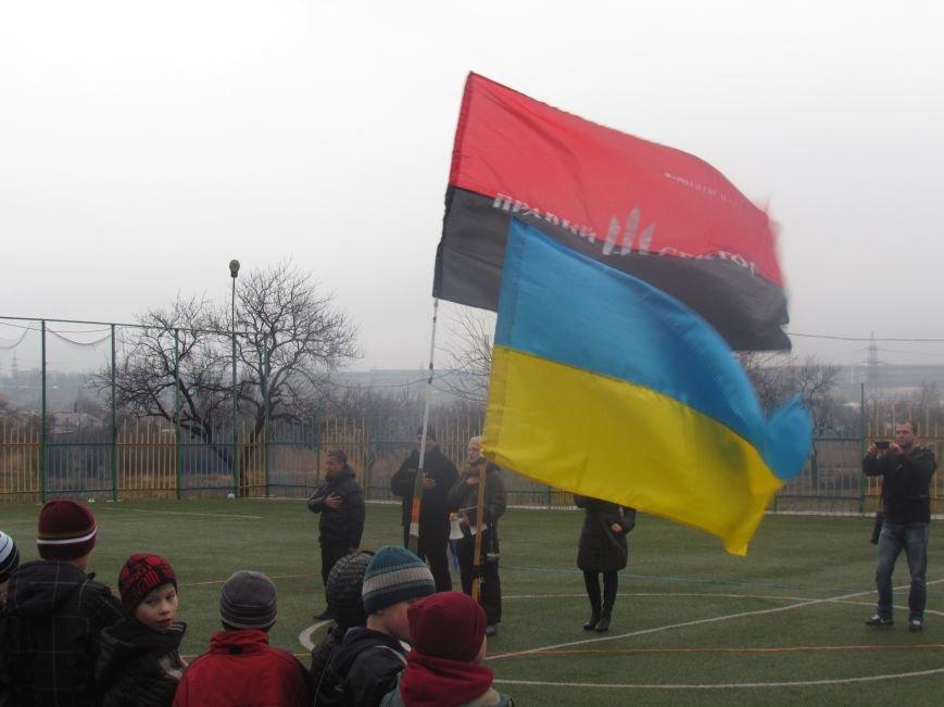 «Правый сектор» и тернопольские волонтеры раздавали конфеты мариупольским детям (ФОТО), фото-7