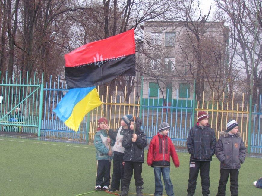 «Правый сектор» и тернопольские волонтеры раздавали конфеты мариупольским детям (ФОТО), фото-4
